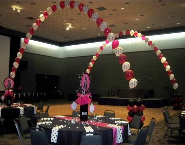 Ballroom Arch