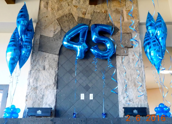 45 Celebration